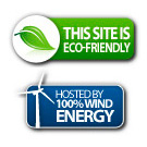Adirondack Spray Foam, Inc. Certified Insulation and Cellulose Contractors host this eco-friendly website with a provider that uses wind power.