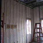 Adirondack Spray Foam, Inc. :: Rensselaer Fire Dept. Job