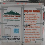 Spray Foam Insulation Contractors - Adirondack Spray Foam, Inc. Trailer